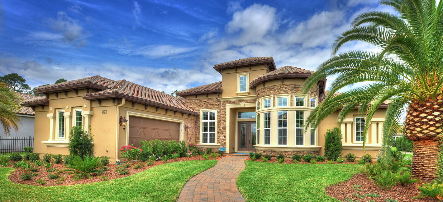 The Egret V - New Homes Jacksonville FL