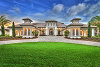 The Elizabeth, Ormond Beach, FL Custom Luxury Home