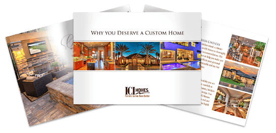 Florida Custom Homes Brochure