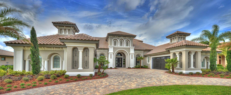 The Elizabeth Custom Home in Daytona Beach Area