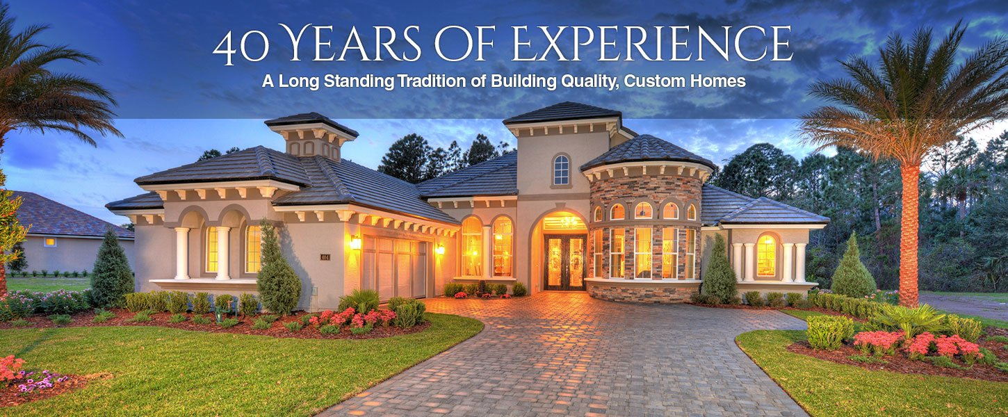 40 Years of Building Custom Florida Homes