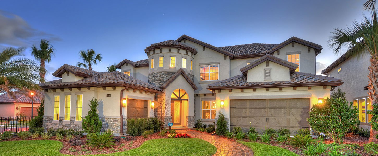 Custom Jacksonville Area Home - The Brooke