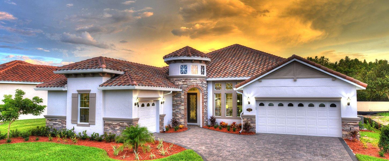 The Cameron Custom Home in Daytona Beach