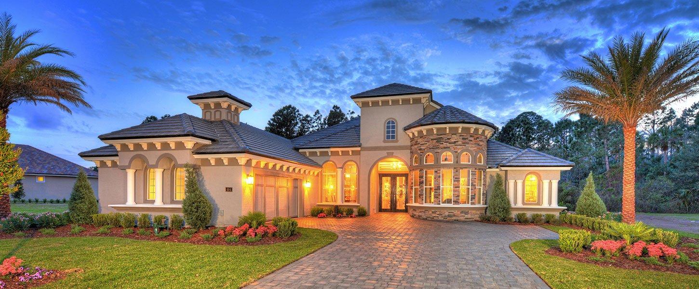 The Egret II Custom Home in Daytona Beach