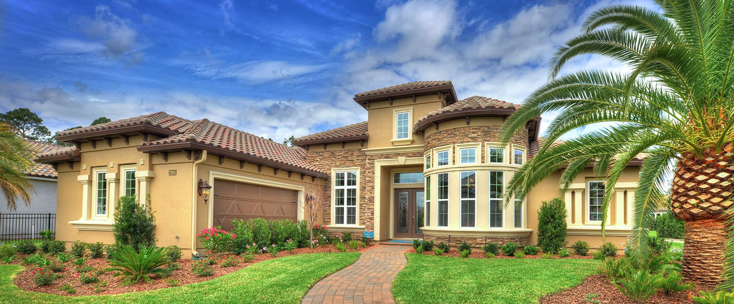Custom Built Jacksonville Home