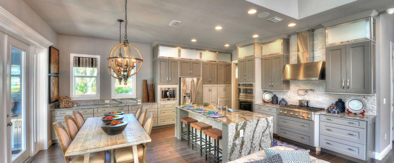 Custom Build Tampa Homes - The Shenandoah Kitchen