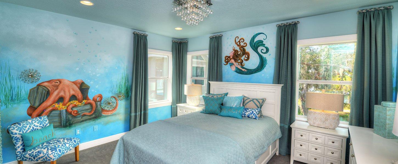 Custom Build Tampa Homes - The Shenadoah Bedroom