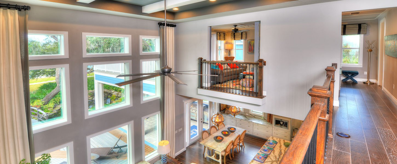 Custom Build Tampa Homes - The Shenandoah Second Floor