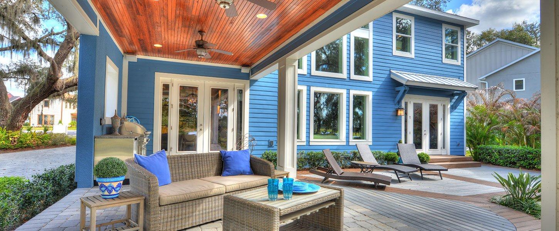 Custom Build Tampa Homes - The Shenandoah