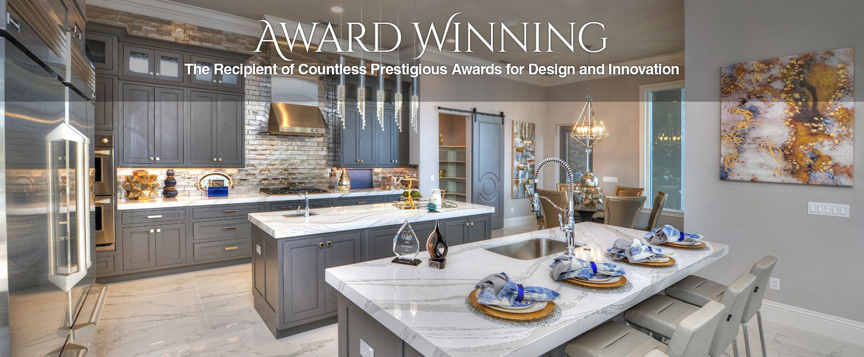 Award Winning Custom Homes in Florida