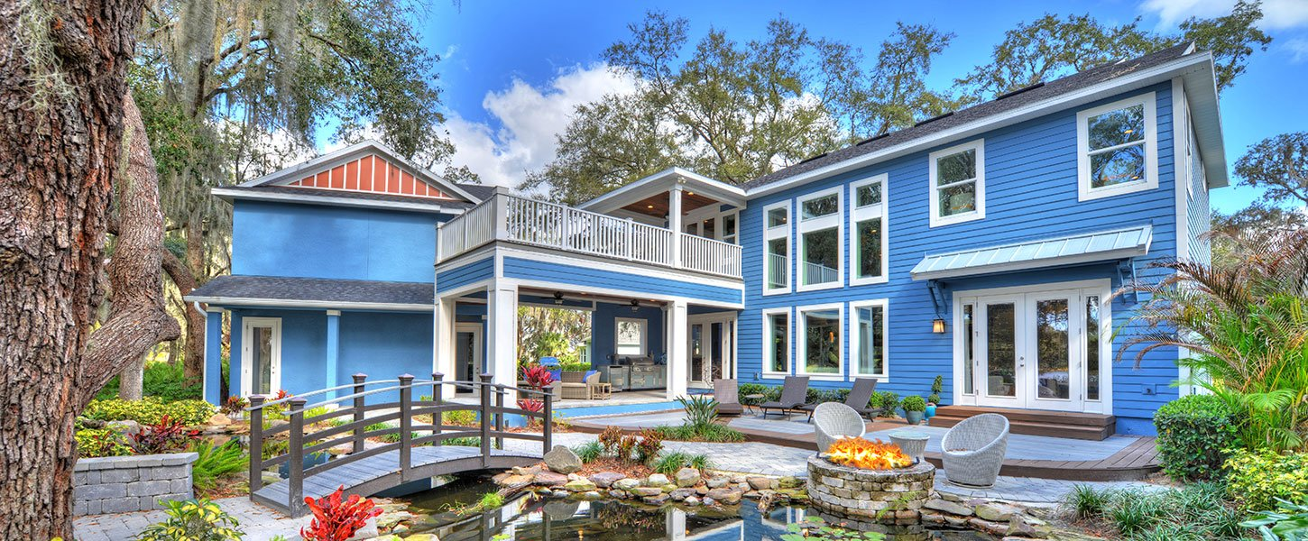 The Shenandoah Custom Build House in Tampa