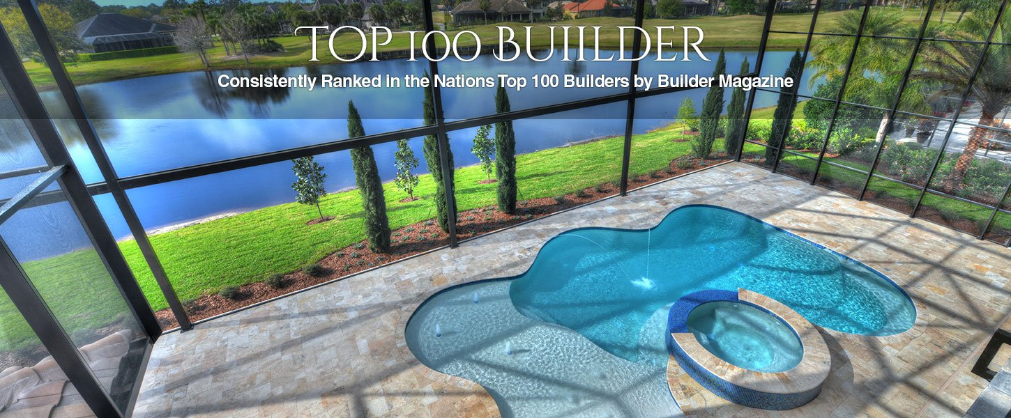 Top 100 Custom Home Builder in the Nation