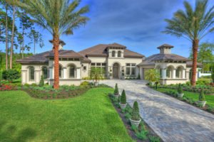 The Monaco - Luxury Custom Home with Two Garages